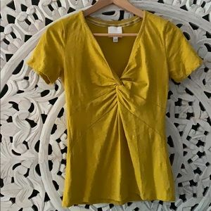 Ett:twa by Anthropologie Short Sleeve Top
